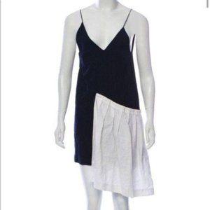 Rare! Jacquemus mini dress in navy
